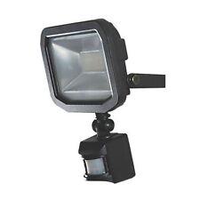Luceco Guardian Slimline LED Floodlight 50 W~3000K Warm White~Security~IP65
