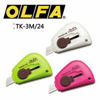 OLFA TK-3M Magnetic Touch Mini Size Cutter Knife Utility MADE IN JAPAN_V