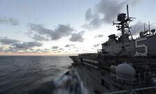 USS BATAAN LHD-5 US NAVY HAT PIN CARRIER PILOT MARINES Amphibious Assault Ship