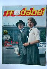 DDR Fernsehzeitschrift FF Dabei RARITÄT 47/1987 TOP !!