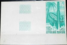 France FRANCIA 1970 1705 B 1635a Satellite Diamante B Space ROCKET spaziale NH
