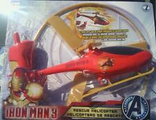 Iron Man 3 Rescue Helicopter Toy - IMC TOYS **BRAND NEW**