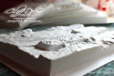 ● 30 plastic molds GRENADA for concrete veneer wall stone stack stone tiles