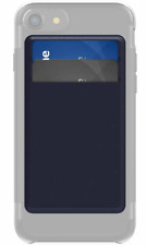 NEW Mophie Hold Force Wallet for iPhone 7 Plus - Navy - Credit Card Phone Wallet