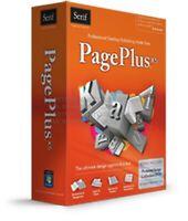 SERIF PAGE PLUS X5 DESKTOP PUBLISHING SOFTWARE NEW