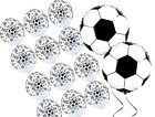 Soccer Ball Football Helium Quality Balloon Set (14 pcs) Sport Party Decoration