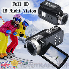Camcorder Camera Full HD 1080P 24MP Digital Video DV HDMI 3'' TFT LCD 16X ZOOM