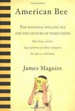 American Bee : The National Spelling Bee and the Culture of Word Nerds - The Li…