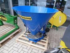 New Fleming Fertiliser Spinner 3 Point Linkage FS500 450L Grass Seed Salt Spread