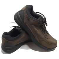 NEW BALANCE 969 COUNTRY BROWN NUBUCK LEATHER ATHLETIC WALKING SHOES Men's 12.5.B