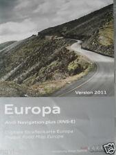Audi navegación DVD a3/a4/a6/TT Navi plus 2011 RNS-E Finlandia DVD 2 RNS-E