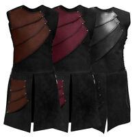 Renaissance  Pirate Boy Vest Size 910 Various Colors