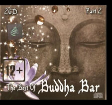 The Best of BUDDHA BAR Part 2 ( 2 CD  30 tracks,  NEW )
