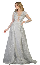 RED CARPET FORMAL EVENING GOWN AND PLUS SIZE