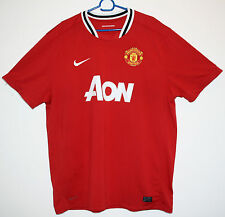 "Manchester United Shirt Home 2011/2012 XXL  50 - 52"" 11/12 Man Utd Football"