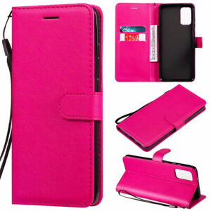 Leather Magnetic Card Slot Wallet Flip Case Cover for Samsung A32 / A52 5G
