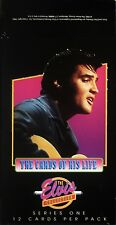 1992 The River Group The Elvis Collection - Series One - Empty Display Box