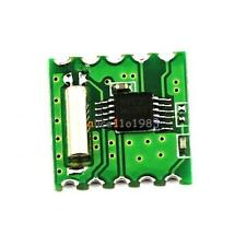 2Pcs FM Stereo Module Radio Module RDA5807M RRD-102V2.0 Wireless Module Arduino