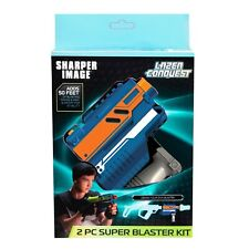 Sharper Image Lazer Conquest 2 Pc Super Blaster kit, 1007237, 401064