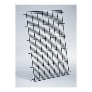 "Midwest Dog Cage Floor Grid Black 23"" x 19"" x 1"" FG24A"