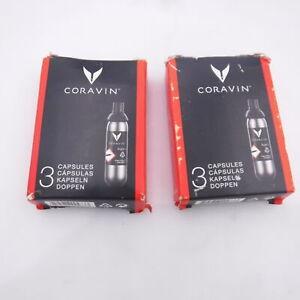 Box of 6 Coravin Capsules