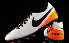 Scarpe Calcio NIKE TIEMPO RIO 3 FG 819233 108 UOMO MAN FOOTBALL TACCHETTI