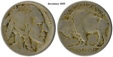 1923s 5c Buffalo Nickel, Semi-key date, very nice