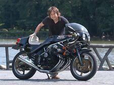 "Honda CBX1000 MOTO MARTIN ""Michihiro ODA"" Vintage Poster Brochure Publicité Lumineuse A3"