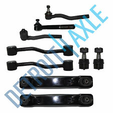 Brand New 9pc Complete Front Suspension Kit for 1999 - 2004 Grand Cherokee