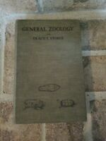 GENERAL ZOOLOGY Tracy I. Storer Vintage Science / Biology Book 1943