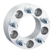 """2x 4''(2"""" per side) Chevy Wheel Spacers Adapters 5x4.75(5x120.7mm) 