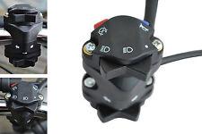 """Motorbike Light Horn Kill Indicator Turn Signal Switch for 22mm 7/8"""" Handlebars"""