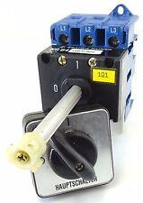 Kraus & Naimer Hauptschalter KG 64 Main Switch Schalter 22kW / 400V 63A 3-polig