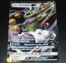Tornadus GX SM134 SM Black Star Promo HOLO Pokemon Card NEAR MINT