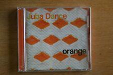 Juba Dance – Orange       (Box C752)