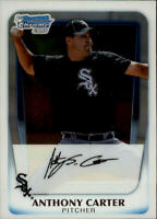 2011 Bowman Chrome Prospects Singles (Pick Your Cards)