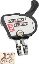 STURMEY ARCHER S3S 3-SPEED CLASSIC TRIGGER BICYCLE SHIFTER