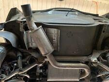 ALFA ROMEO GTV 916 SPIDER 3.2 V6 EXHAUST SYSTEM REAR MUFFLER OEM ORIGINAL