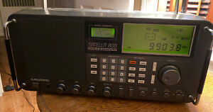 Grundig Satellit 800 Shortwave AM FM Radio Receiver *NICE PROGRAM LISTENING UNIT