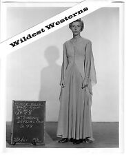 NANCY KULP vintage original photo costume test Gay Interest Beverly Hillbillies