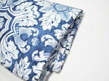 Pottery Barn Marcel Tile Reversible Cotton King Duvet Cover New