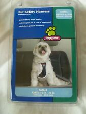 Travel Harness Pet Safety Harness New In Package Sz Small  Girth 16 -24 inches