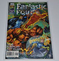 FANTASTIC FOUR #1 Signed by Jim Lee & Stan Lee Autographed