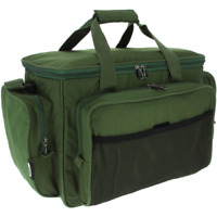 CARP COARSE FISHING CAMPING INSULATED GREEN TACKLE CARRYALL FOOD BAG NGT 709