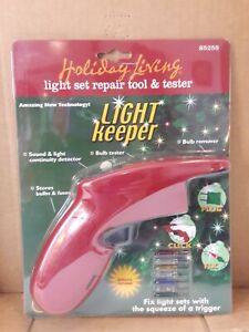 Holiday Living LIGHT KEEPER Repair Tool & Tester #85255 ~ New