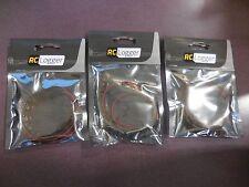 RC Logger LED Light Strip (Red 2pcs/set) 89004RC (3 Sets)