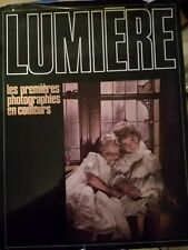 LUMIERE LES PREMIERES PHOTOGRAPHIES EB COULEURS