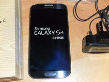 Samsung Galaxy S4 GT-I9505 - 16GB-Negro Mist (Desbloqueado) Teléfono Inteligente