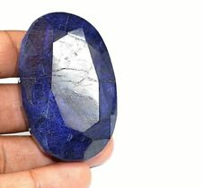 Good Blue Opaque Loose Sapphires