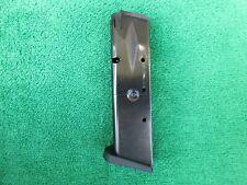 Unknown Pistol 9mm 10 Round Magazine Clip Handgun Maybe Sig Sauer or Beretta